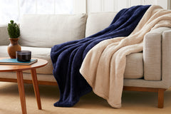 Extra-Fluffy Throw Blanket