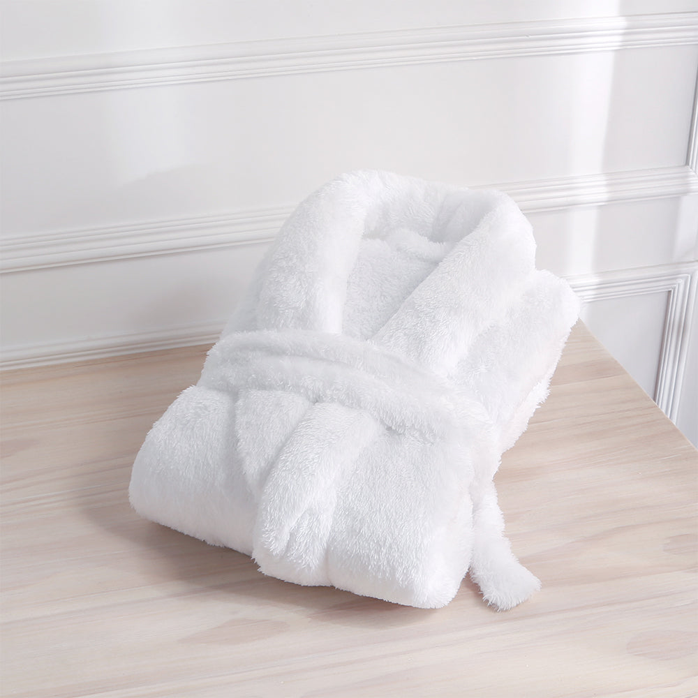 ryoanji ultraplush robe