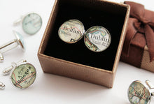Load image into Gallery viewer, Personalised Cuff Links