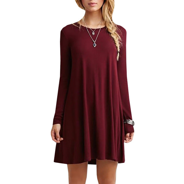 Everyday Tunic Dress ***PRE-ORDER***
