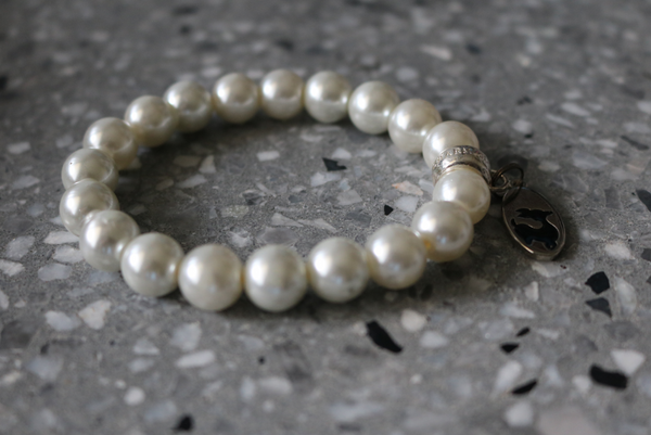 Stack bracelets - Fresh water pearl beads