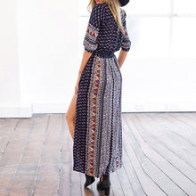 Load image into Gallery viewer, 'Twilight' Boho Maxi