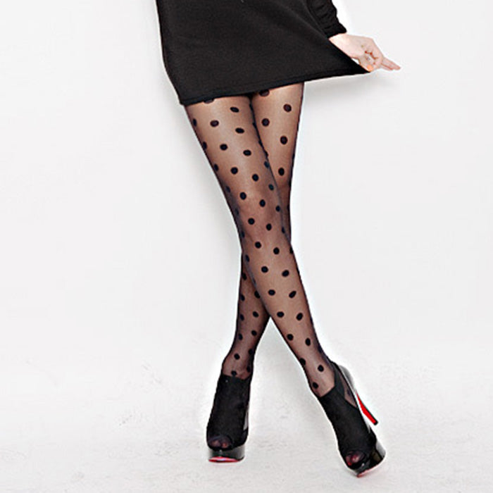 Polka dot party stockings ***PRE-ORDER***