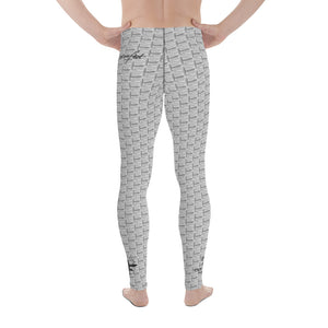 Capt Fly Collab Men's Leggings (Grey)