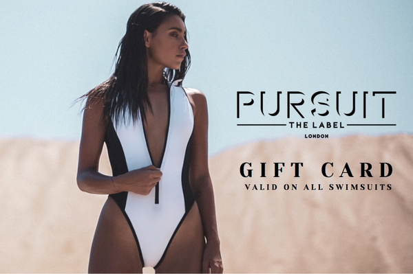 Pursuit gift card