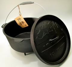 Cast Iron & Dutch Ovens