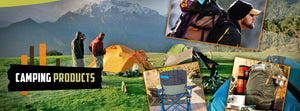 Save on Camping Products at KickNdeals.com