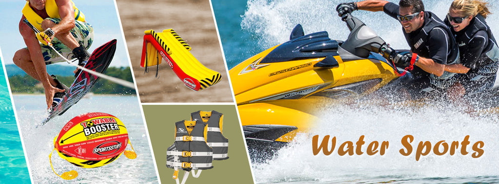 Save on Water Sports Products at KickNdeals.com