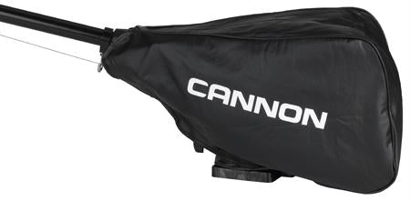 Cannon Black Downrigger Cover