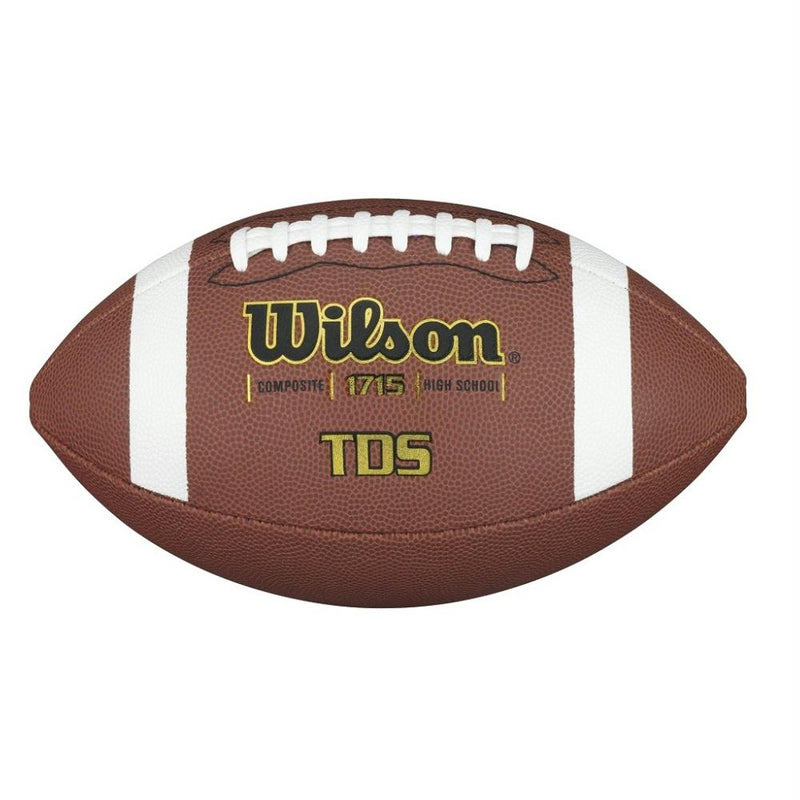 Wilson TDS Composite Piloflex Superskin Football Official