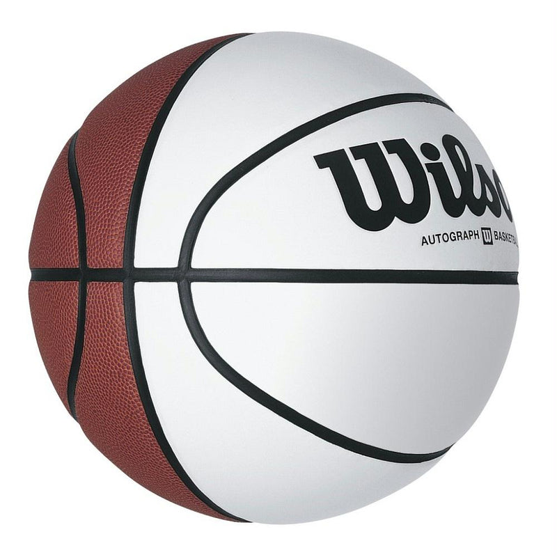 Wilson Official Size Autograph Basketball