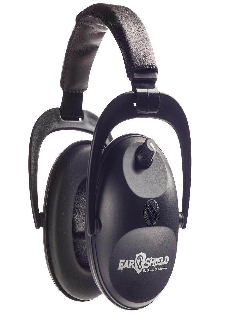 Do All Outdoors EarShield Dual Muff Black