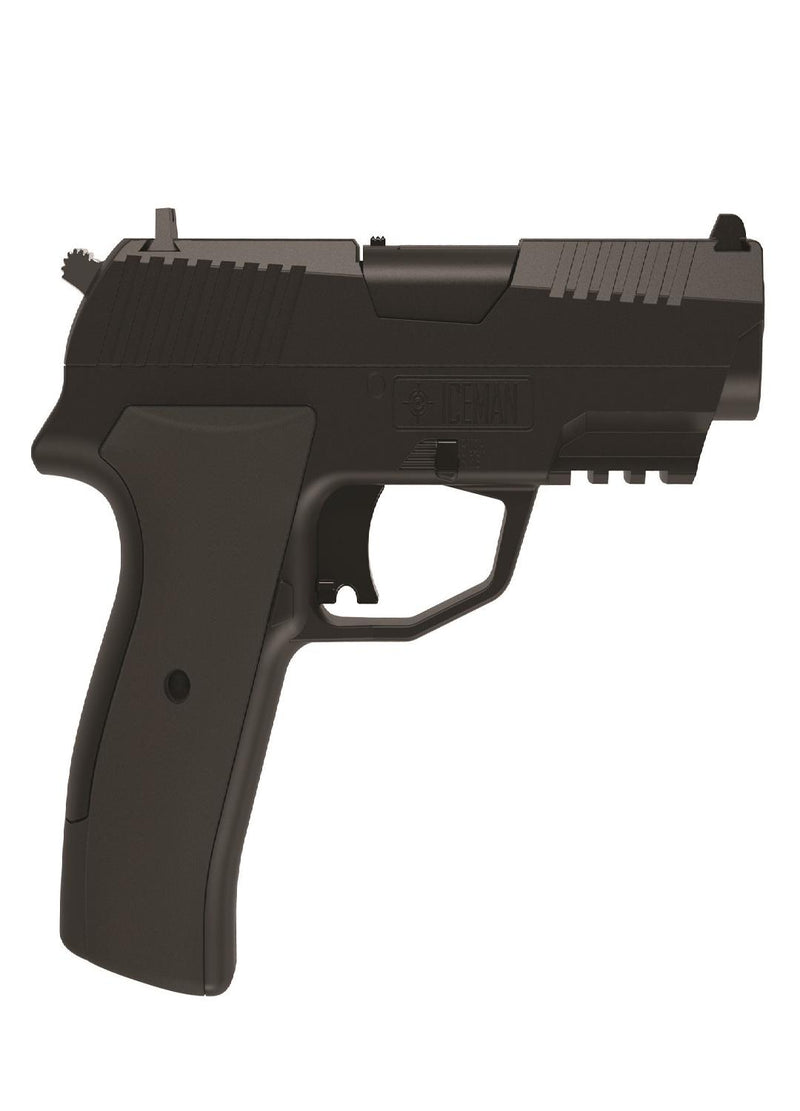 Crosman Iceman CO2 BB-Pellet Pistol