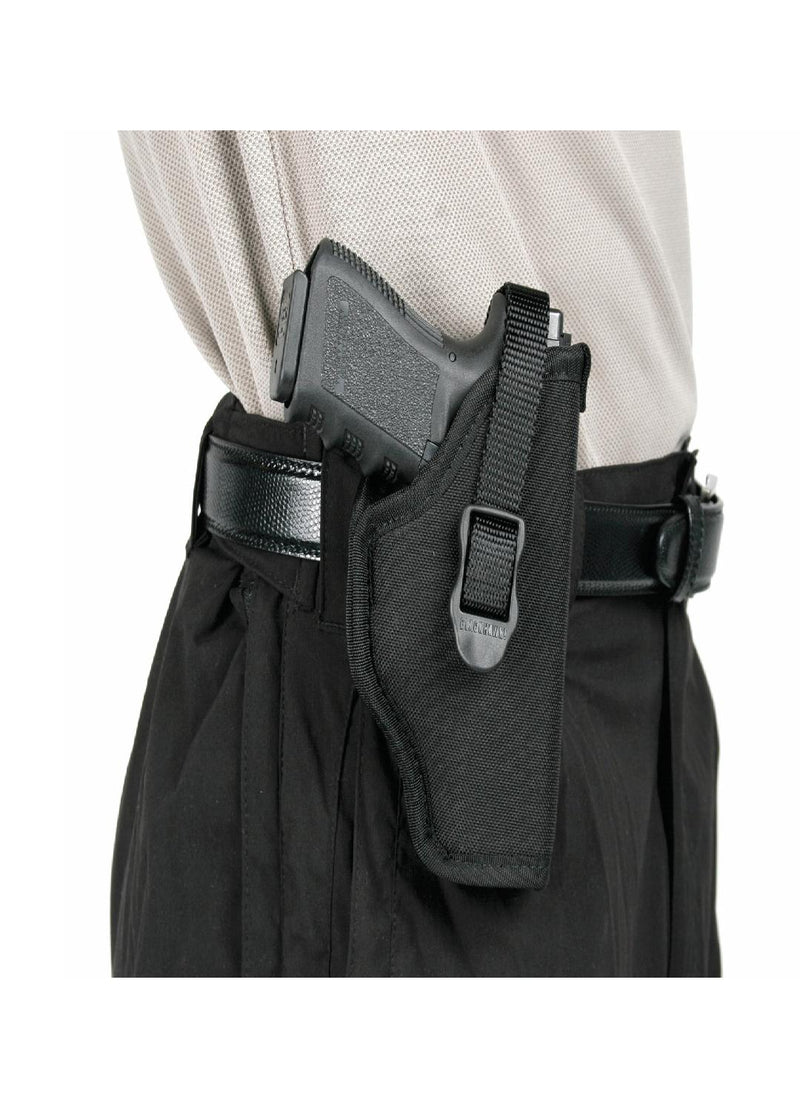 Blackhawk Nylon Hip Holster Size 3 Right Hand