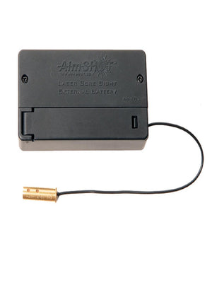 AimSHOT BSB22 Laser Bore Sight .22LR w-External Battery Box