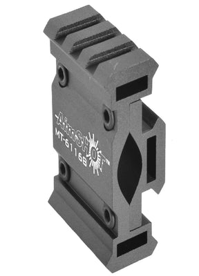 AimSHOT MT61168 Picatinny Tri-Rail Barrel Mount