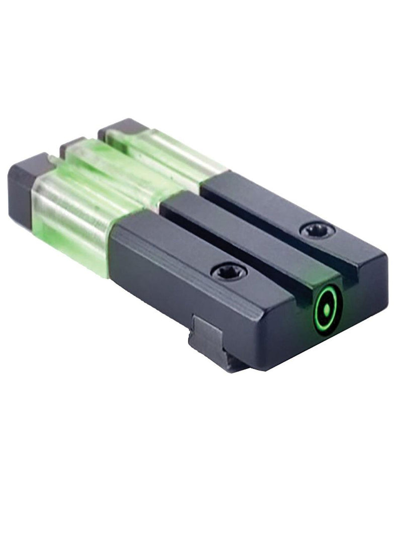 Meprolight FT Bullseye-Dot Rear Sight-Green - Glock