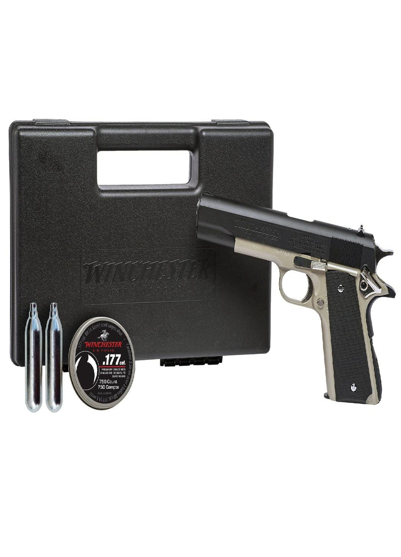 Winchester Model 11  Semi Auto Pistol Kit with Case