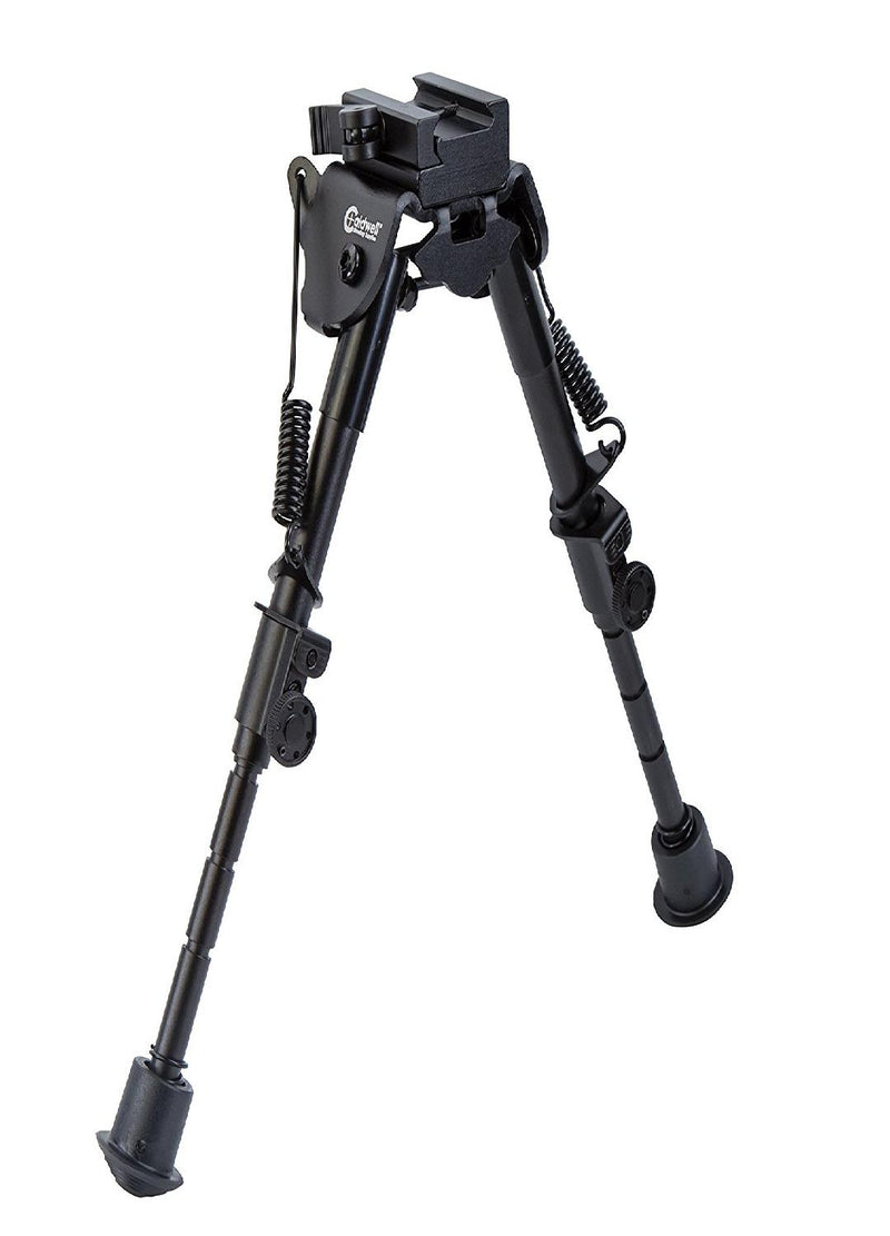 Caldwell Pic Rail XLA Fixed Bipod Black 6in-9in