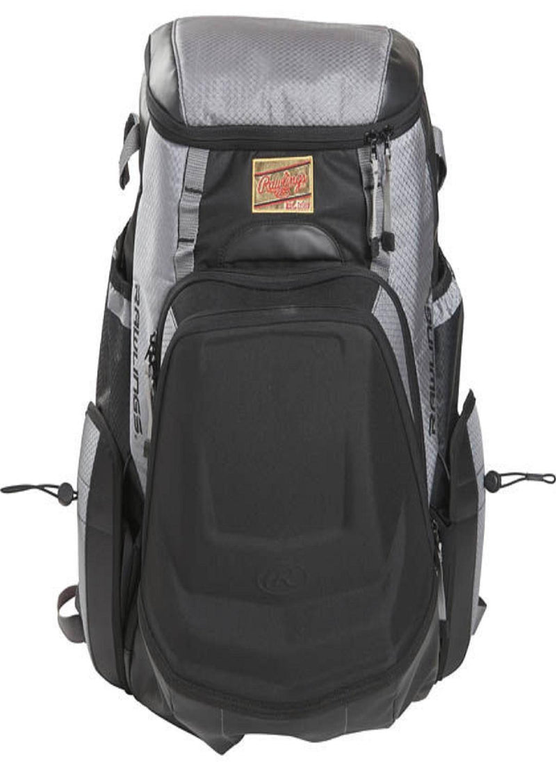 Rawlings The Gold Glove Series Equipment Bag - Graphite