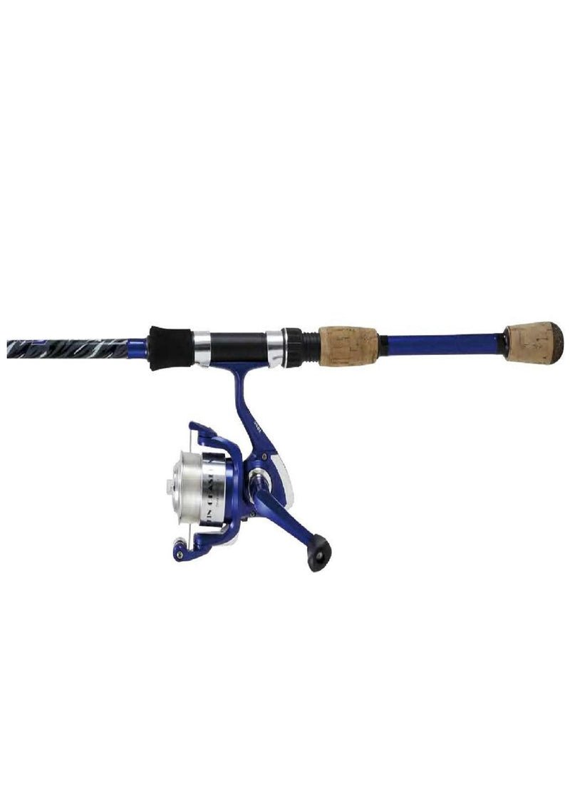 Okuma Fin Chaser X Series Combo 6ft 2pcs Blue