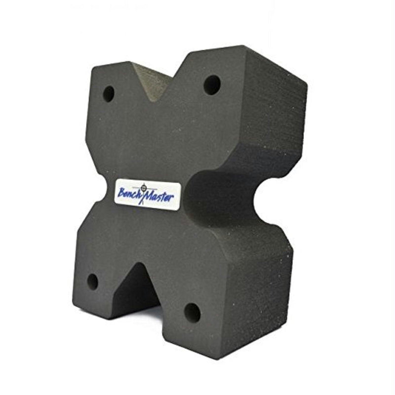 Benchmaster Weapon Rack X-Block -Gun Rest - Bench Shooting