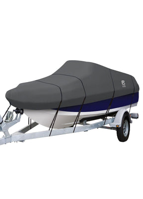 Classic Accessories StormPro Deck Boat Cover 16' - 18.5' L