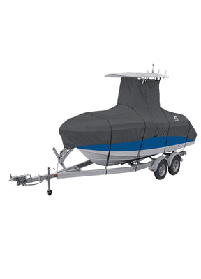 Classic Accessories StormPro T-Top Boat Cover 16' - 18.5' L