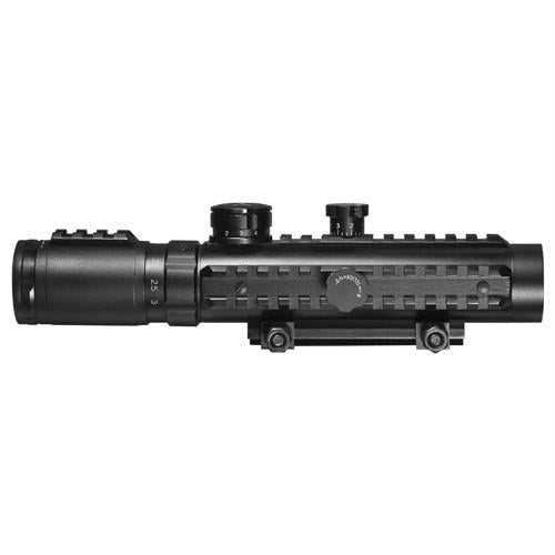 Barska 1-3X30 IR Multi Rail Electro Sight Scope