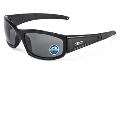 ESS Eyewear CDI Polarized Mirror Gray Glasses 740-0529