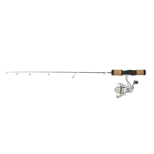 Frabill Straight Line 101 24in UL Ice Fishing Combo