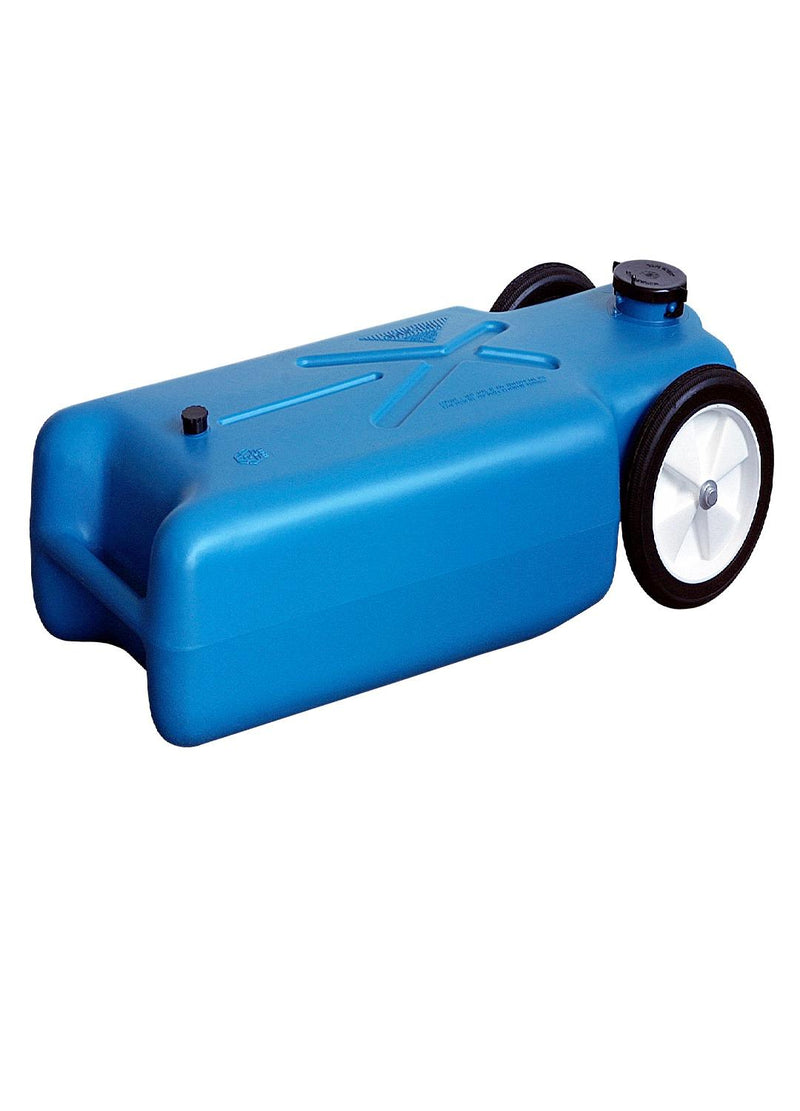Barker 15 Gallon Tote-Along Drain Water Tank