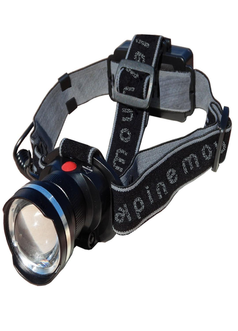 Alpine Mountain Gear 300 Lumen Multi Focus Head Lamp