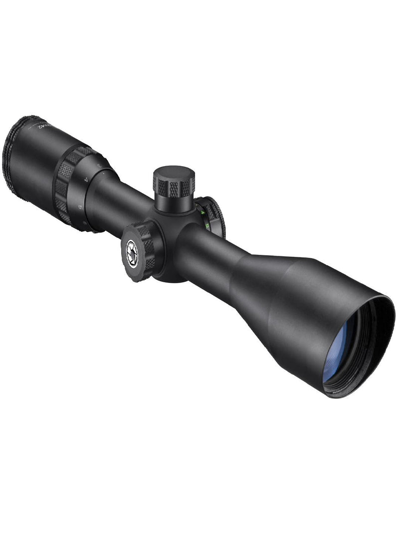 Barska 3-9X32 IR  Blackhawk Rifle Scope-Mil Dot-Black