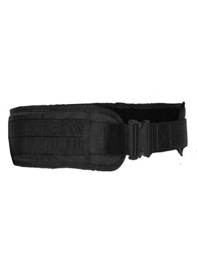 Tac Shield Warrior Belt - Low Profile Small Black