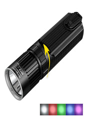 Nitecore SRT9 2150 Lumen SmartRing Tactical Flashlight