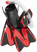 Nat Geo Fit Traveler2 Combo Red Blk S-M