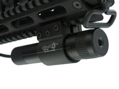 Aimshot Green Laser With Mt61167 Mount KT81067