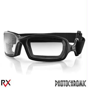 Bobster Fuel Biker Goggle Anti-Fog PhotoC Lens