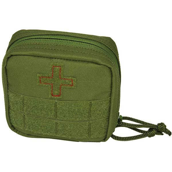 Red Rock Soldier Individual First Aid Kit - Olive Drab