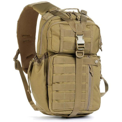 Red Rock Rambler Sling Backpack - Coyote