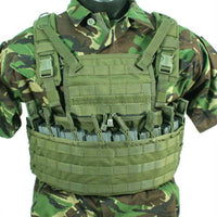Blackhawk Enhanced Commando Recon Harness OD Green