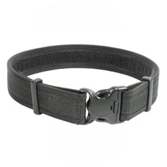 Tac Shield Warrior Belt - Low Profile Large Black