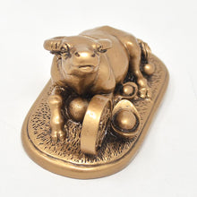 2021 Year of The Wealth Ox Figurine for Big Money