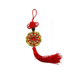 Feng Shui Lucky Money Wheel Good Luck Fortune