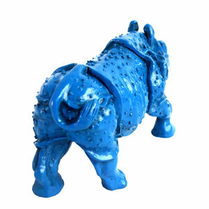 Blue Rhinoceros for Home Protection