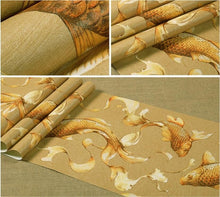 WEALTH ENHANCER Beautiful Koi Fish Wallpaper