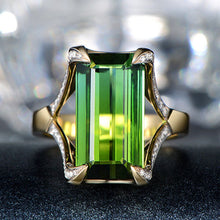 Wealth Attracting Crystal Emerald gemstones green jade crystal with zircon diamond