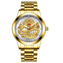 Ultimate Power Gold Dragon Quartz Watches