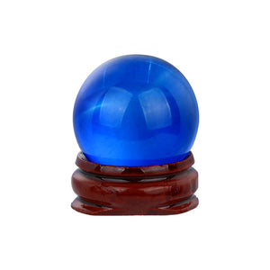 Crystal Energy Balls for GOOD LUCK, PROTECTION, PROSPERITY